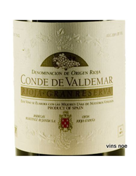 Conde valdemar gran reserva - CONDE_VALDEMAR_GRAN_RVA-E