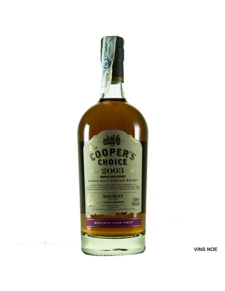 Macduff Moscatel Finish The Coopers Choice 2003 - Macduff_Moscatel_Finish_The_Coopers_Choice