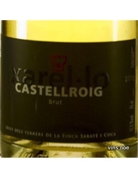 Castellroig Brut Xarel·lo vermell - CASTELLROIG_BRUT_XAREL·LO_VERMELL-E