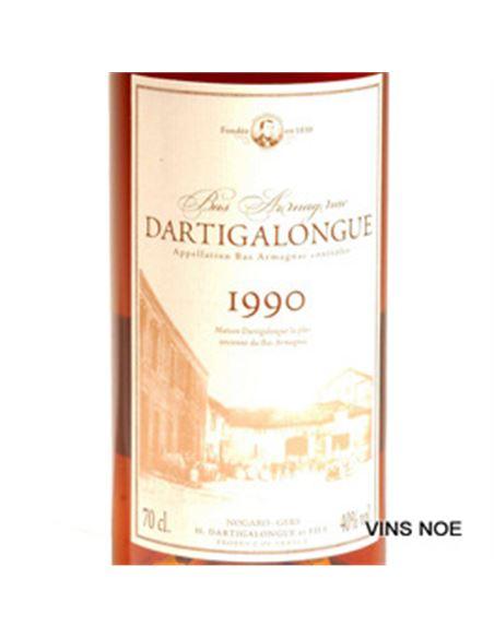 Dartigalongue 1996 - DARTIGALONGUE BAS ARMAGNAC-E