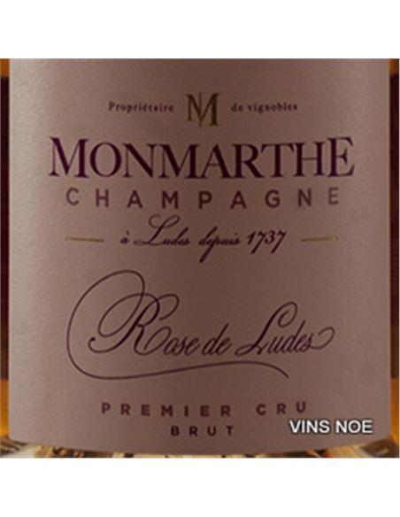 Monmarthe 1er. Cru Rose de Ludes - MONMARTHE_1ER_CRU_ROSE_DE_LUDES-E