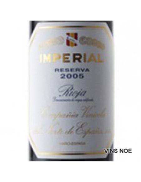 Cune Imperial Reserva 2015 - IMPERIAL RESERVA 2005-E