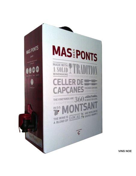 Mas dels Ponts (300 cl) - MAS DELS PONS BAG IN BOX