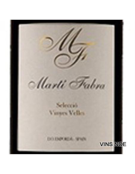 Martí fabra vinyes velles - MARTI FABRA SELECCIO VINYES VELLES-E