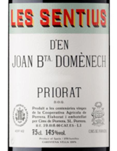Les sentius d´en joan bta. domènech 2005 - CIMS DE PORRERA CASSIC CARINYENA-E