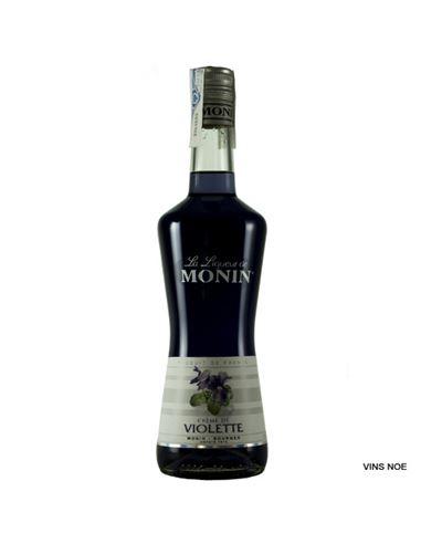 Monin crème violet - Monin_Creme_Violet