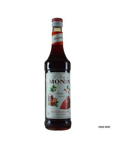 Monin sirop stawberry - Monin_Sirope_Fresa