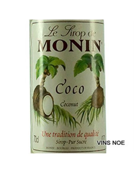 Monin sirop coconut - MONIN_SIROPE_COCO-E