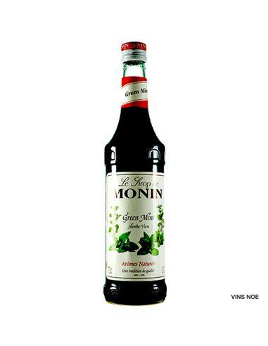 Monin sirop green mint - Monin_Sirope_Menta_Verde