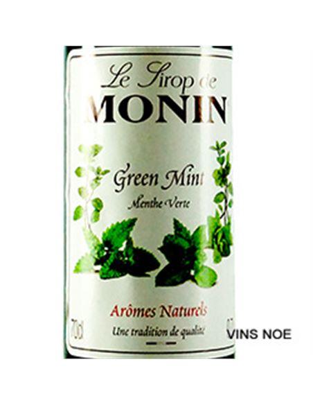 Monin sirop green mint - MONIN_SIROPE_MENTA_VERDE-E