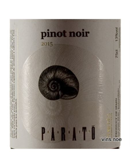 Parató Pinot Noir Rose - PARATÓ_ROSAT_PINOT_NOIR-E