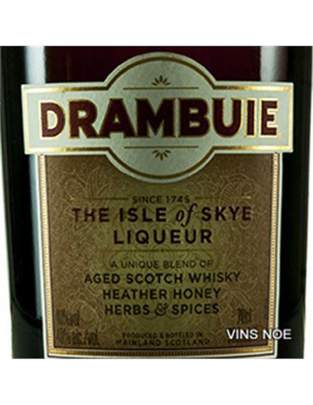 Drambuie - DRAMBUIE-E
