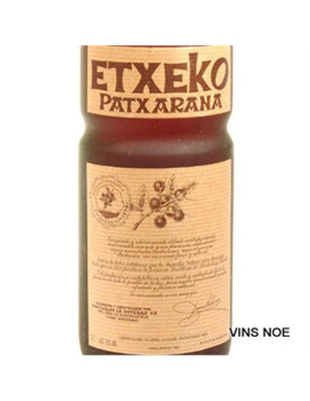 Etxeko patxarana - PACHARAN ETXEKO-E