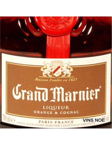 Grand marnier cordon rouge - GRAND MARNIER CORDON ROUGE-E