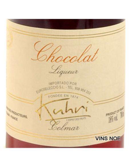 Kuhri liqueur de chocolat - Kuhri Xocolata-E