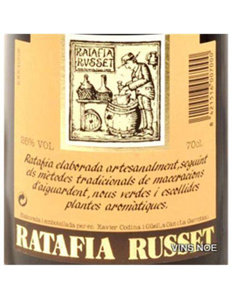 Ratafia russet - RATAFIA RUSSET-E