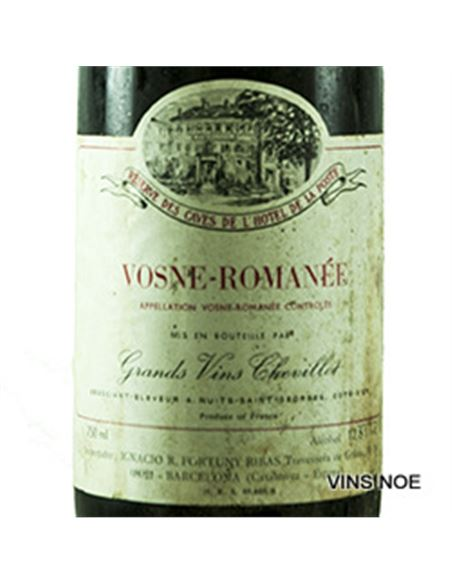 Chevillet Vosne Romanée - Chevillet_Vosne_Romanee-E