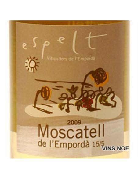 Espelt Moscatell 15/5 - ESPELT MOSCATELL(0,50)-E