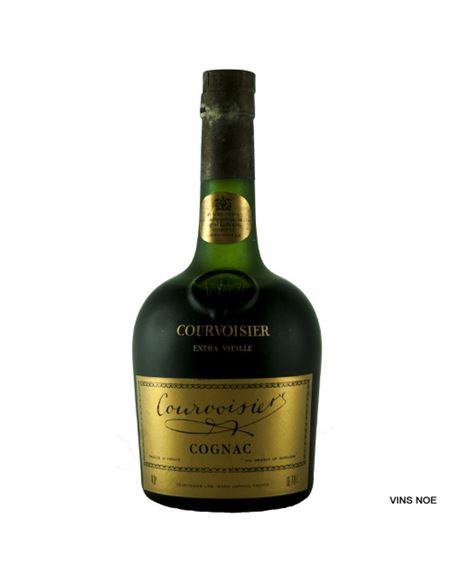 Courvoisier Extra Vieille (Old Edition) - Courvoisier_Extra_Vielle