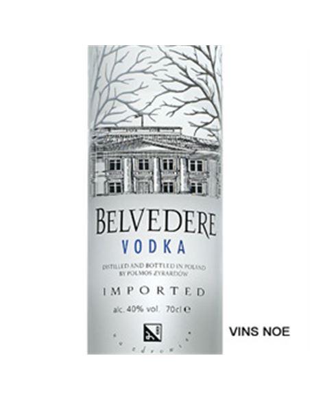 Belvedere pure vodka - BELVEDERE_PURE_VODKA-E