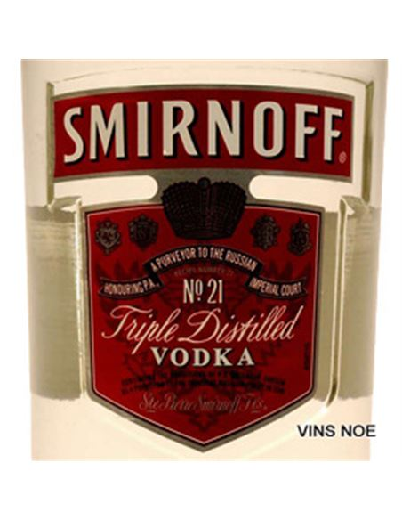 Smirnoff (100 cl) - SMIRNOFF. L.-E
