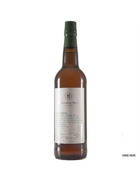 Amontillado sup. 12 a. maestro sierra (muy seco) - MAESTRO_SIERRA_AMONTILLADO_SUPERIOR_12_AÑOS_(MUY SECO)