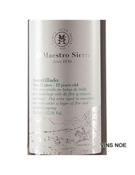 Amontillado sup. 12 a. maestro sierra (muy seco) - MAESTRO_SIERRA_AMONTILLADO_SUPERIOR_12_AÑOS_(MUY SECO)-E
