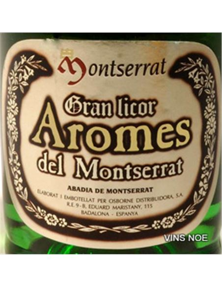 Aromes del montserrat - AROMAS DE MONTSERRAT-E