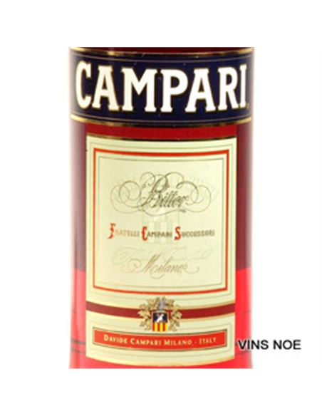 Campari (100 cl.) - CAMPARI. L.-E