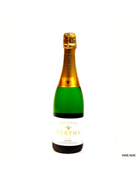 Bertha reserva brut nature - BERTHA. RESERVA BRUT NATURE