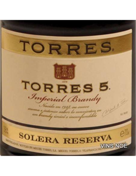 Torres 5 a. - TORRES 5 ANYS-E