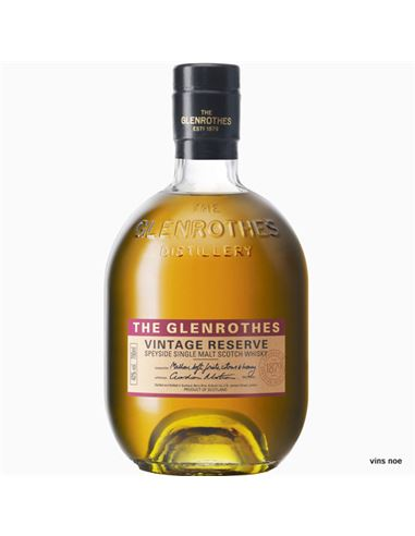 Glenrothes 10 years - THE_GLENROTHES_VINTAGE_RESERVE