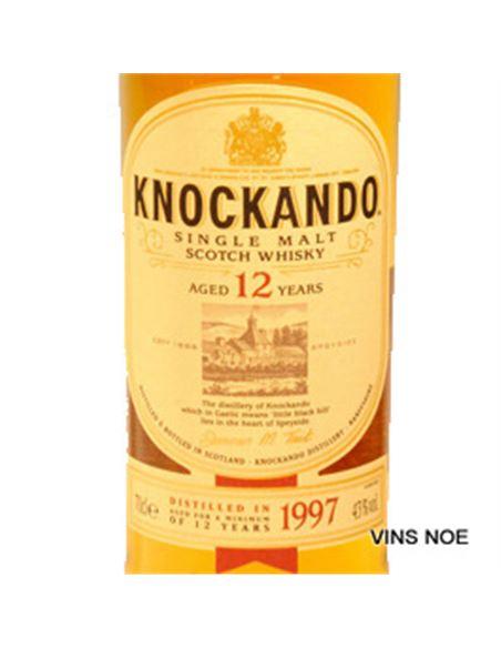 Knockando 12 years - KNOCKANDO 12 A-E
