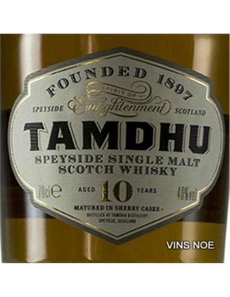 Tamdhu 10 Years - Tamdhu-E