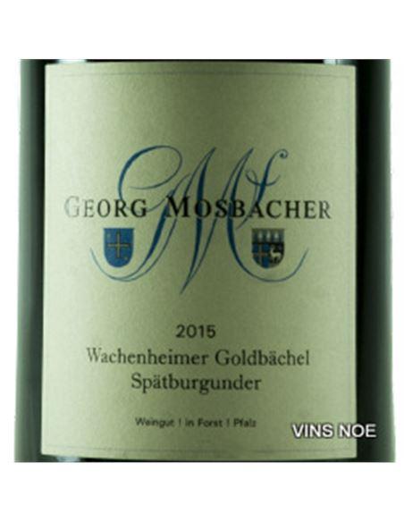 Wachenheimer Goldbächel Spätburgunder Mosbacher - Wachenheimer_Goldbachel_Spatburgunder-E