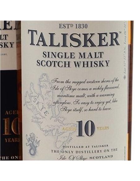 Talisker 10 Years Old - TALISKER 10 YEARS OLD-E