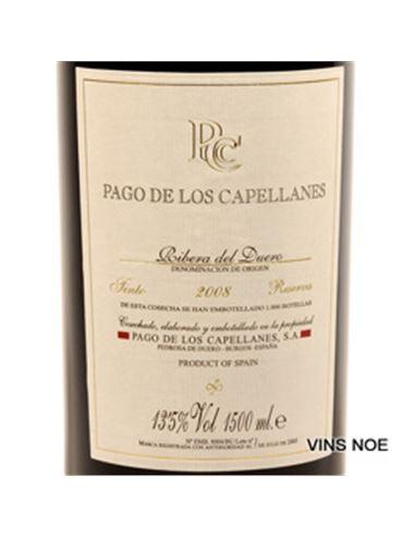 Pago capellanes reserva (magnum) - PAGO DE LOS CAPELLANES RESERVA (MAGNUM)-E