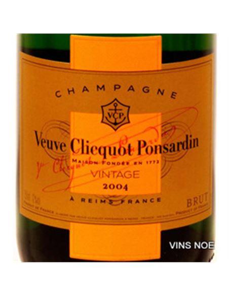 Veuve clicquot ponsardin vintage - VEUVE CLICQUO VINTAGE-E