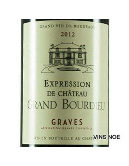 Expression de Château Grand Bourdieu 2016 - Expression_de_Chateau_Grand_Bourdieu-E