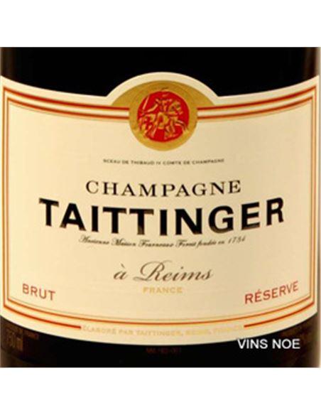 Taittinger Brut Réserve - TAITTINGER BRUT-E