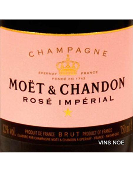 Moët Chandon Brut Imperial Rosé - Moet Chandon Imperial Rose-E