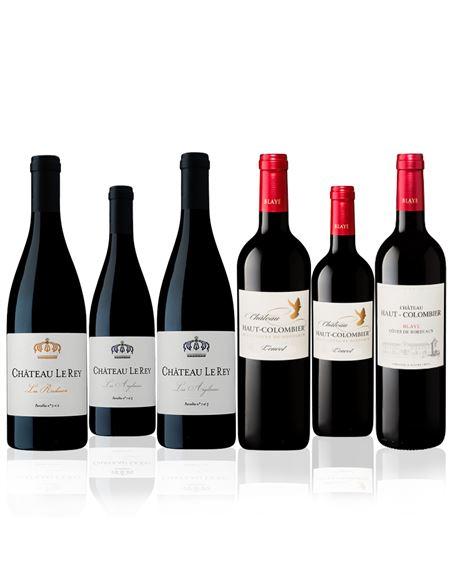 "Côtes de Bordeaux, el encanto de la ""rive droite"" - 344_B"