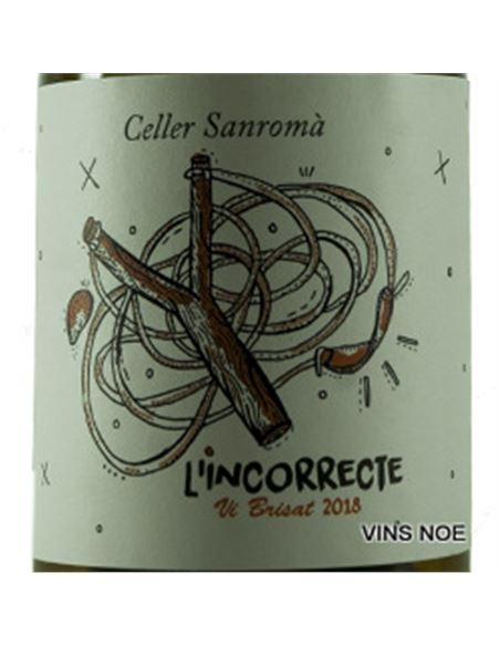 Incorrecte de Celler Sanromà - Incorrecte_de_Celler_sanroma-E