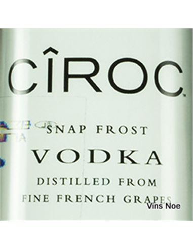 Cîroc vodka - CIROC-E