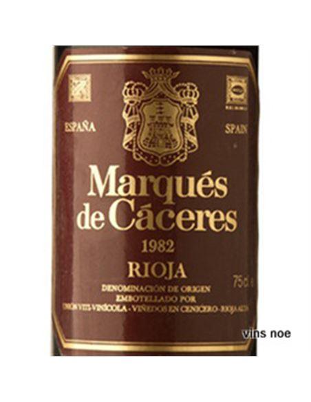 Marqués de cáceres crianza 1982 - MARQUES_DE_CACERES_CRIANZA_1982-E