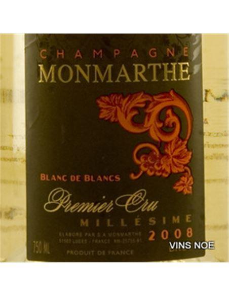 Monmarthe 1er. Cru Millésime - MONMARTHE_BLANC_DE_BLANCS-E