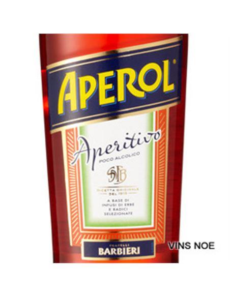 Aperol barbieri 70 cl. - Aperol-E
