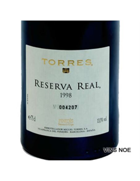Reserva real - TORRES RESERVA REAL-E
