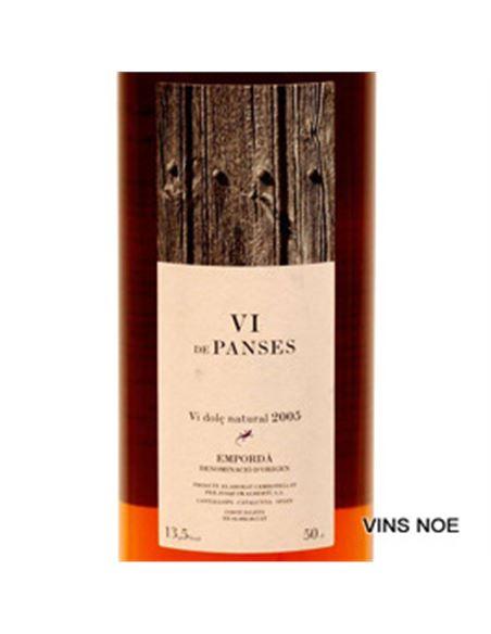 Vi de Panses - Vinyes dels Aspres Vi de Panses (0,50)-E