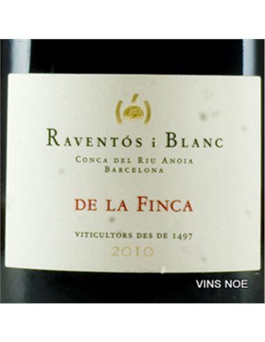 Raventós Blanc De la Finca Gran Rva Brut Magnum - RAVENTOS_I_BLANC_-DE_LA_FINCA-E